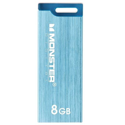 8GB USB 2.0 High Speed Colors Drive (Blue)