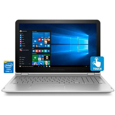 Envy x360 15-w110nr HD 15.6` Touch Convertible Laptop - Intel Core i7-6500 Proc.