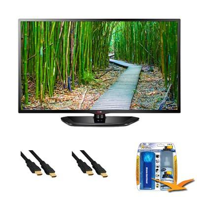 32LN5300 32 Inch 1080p 60Hz Direct LED HDTV Value Bundle