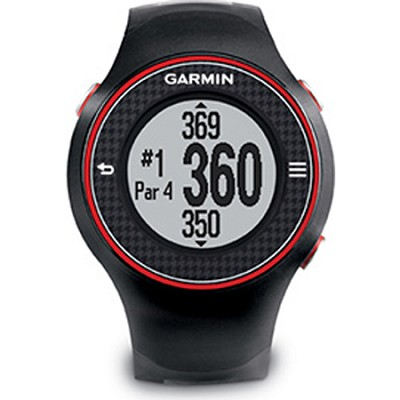 Approach S3 Black Touchscreen GPS Golf Watch w/ 27,000+ Worldwide Courses