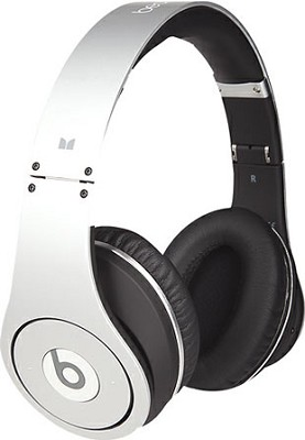 Beats by Dr. Dre Beats Studio Limited Edition Color Headphones - Silver (128741)