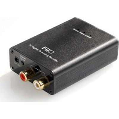 D07 Advanced Digital to Analog Audio Converter - 96kHz/24bit Optical and Coaxial