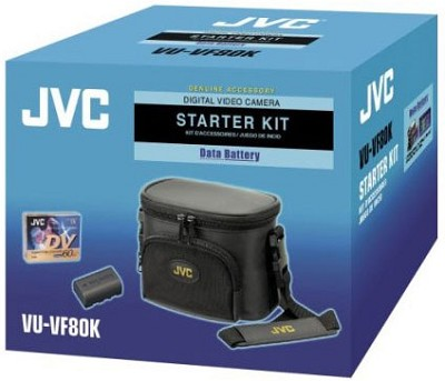 VU-VM80KUS Accessory Kit for Everio Camcorders