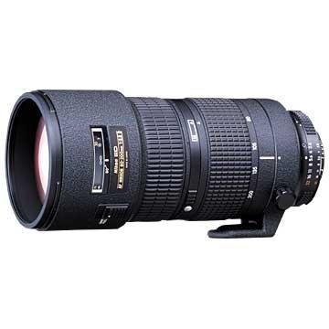 80-200mm F/2.8D ED AF Zoom-Nikkor Lens - REFURBISHED