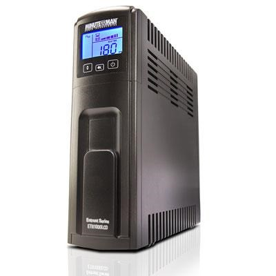 1000VA Line-Interactive Uninterrupted Power Supply - ETR1000LCD