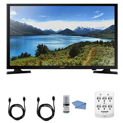UN32J4000 - 32-Inch LED HDTV J4000 Series + Hookup Kit