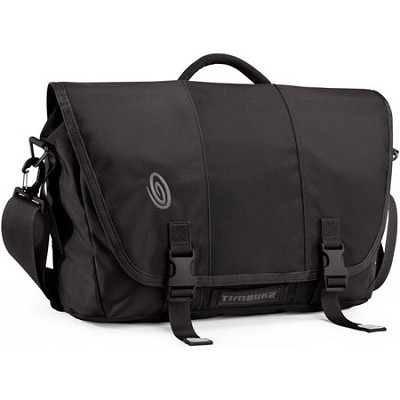 Commute Laptop TSA-Friendly Messenger Bag, Large (Black)