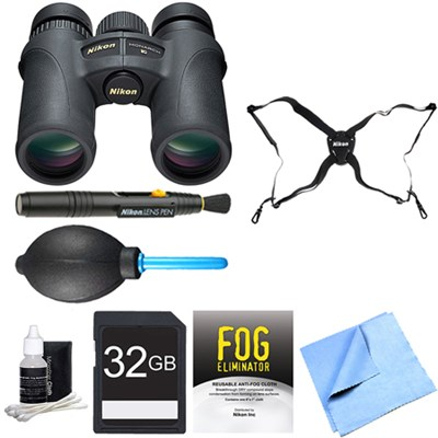 7548 Monarch 7 Binoculars 8x42 Waterproof Fogproof Binoculars with Harness