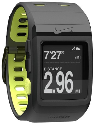 + SportWatch GPS Powered by TomTom (Volt)