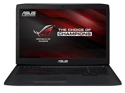ROG G751JT-DB73 17.3-Inch Intel Core i7-4720HQ 2.6 GHz Laptop (Black)