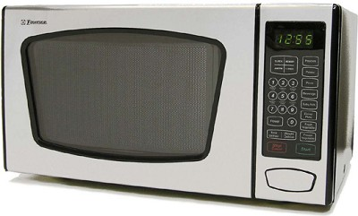 .9 cu ft. Microwave Oven (Stainless Steel)