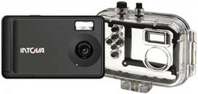 CP9 Compact Waterproof 9.0 MP Digital Camera with 130' Waterproof Housing