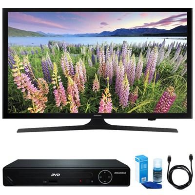 48-Inch Full HD 1080p LED HDTV w/ HDMI DVD Player Bundle