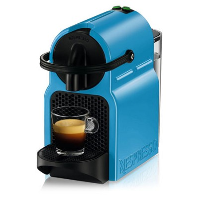 Inissia Espresso Maker, Pacific Blue