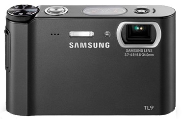 TL9 10.2 MP 2.7` LCD Digital Camera (Black)
