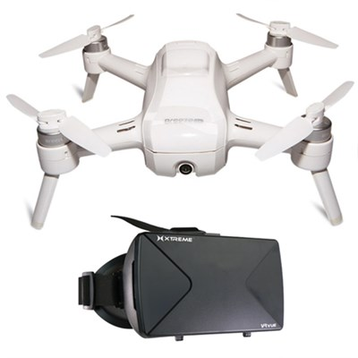 Breeze Compact Drone with 4K Selfie Camera FPV Virtual Reality Experience
