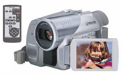 PV-GS65 MiniDV Digital Camcorder w/3CCD & 10x Optical Zoom