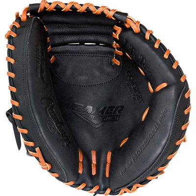Gamer Series 32.5` Catchers Baseball Glove, Black - GCM325BT-3/0