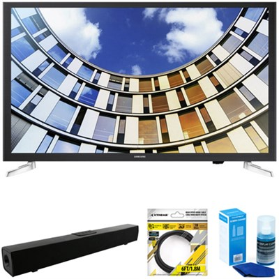 Flat 32` LED 1920x1080p 5 Series SmartTV 2017 Model + Soundbar Bundles