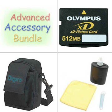 Bargain Accessory Kit for Stylus Verve and Verve S