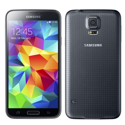 Galaxy S5 SM-G900H 4G LTE 16GB, Black - International Unlocked Version