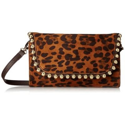 Geneva Shoulder Bag - Leopard