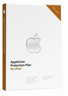 Applecare Protection Service Plan For iPod
