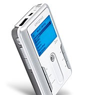 Zen Touch 20GB MP3 Player