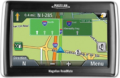 RoadMate 1475T Portable Car GPS Navigation System