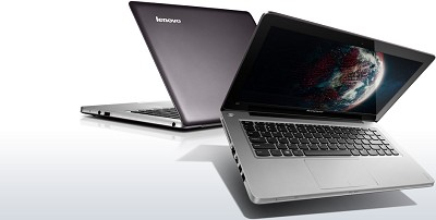 IdeaPad  U410 14.0` Notebook PC - Intel 3rd Generation Core i5-3317U Processor
