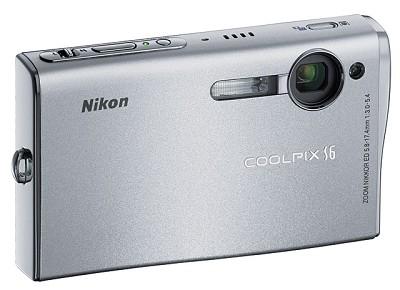 Coolpix S6 Digital Camera (Refurbished)