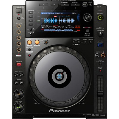 CDJ-900NXS - Professional WiFi Multi-Media Player