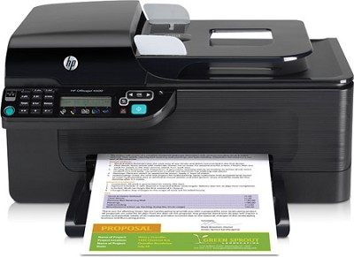 Officejet 4500 All-in-One Printer (CB867A)