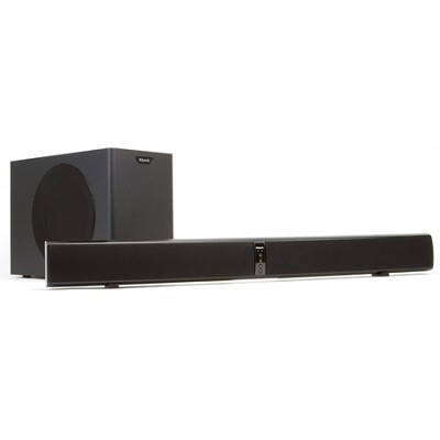 Icon SB1 2.1 Channel Soundbar System with Wireless Subwoofer