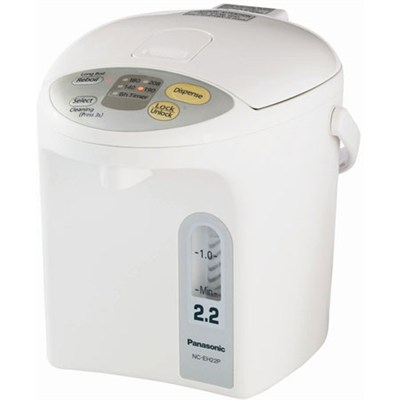 Water Boiler 2.3-Quart with Temperature Selector - OPEN BOX