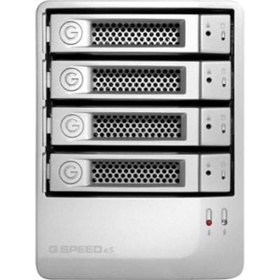 G-SPEED eS 12 TB High-Performance eSATA RAID Storage for SD/HD Production