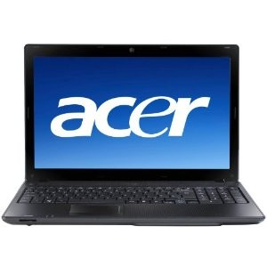 AS5742-6475 15.6-Inch Laptop (Mesh Black) Intel i3-380M Processor