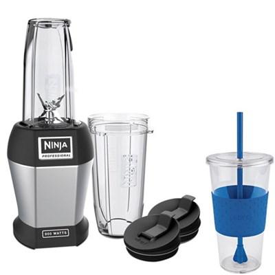 BL456 Nutri Ninja Pro Blender with Mobile To Go Cup Bundle