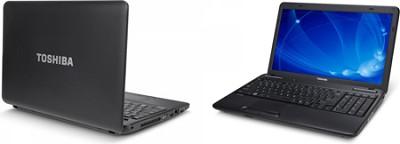 Satellite C655D-S5043 TruBrite 15.6-Inch Laptop (Black)