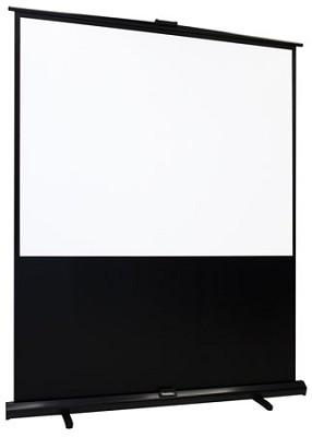 DP-MW3084A 84 inch Portable-Lift Matte White Screen
