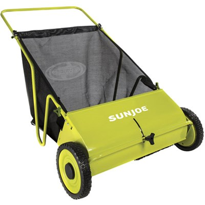 SJSW26M Manual Push Lawn Sweeper, 26`