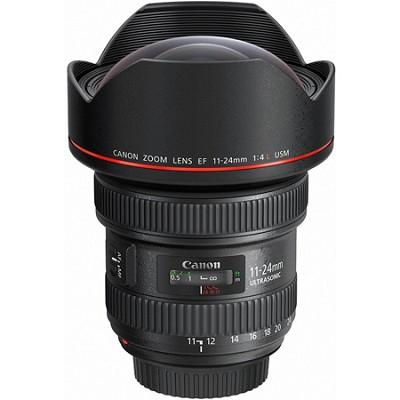 EF 11-24mm F/4L USM Ultra-Wide Angle Zoom Lens