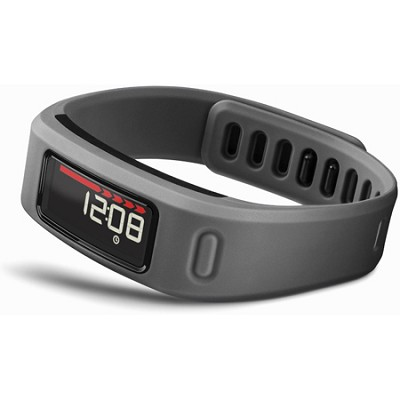 Vivofit Bluetooth Fitness Band (Slate)(010-01225-05) Refurbished 1 Year Warranty