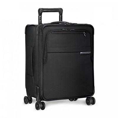 Baseline 21` International Carry-On Luggage Spinner, Black U121CXSPW-4