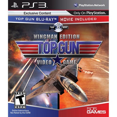 Top Gun Hybrid (Game & Movie) for PlayStation 3