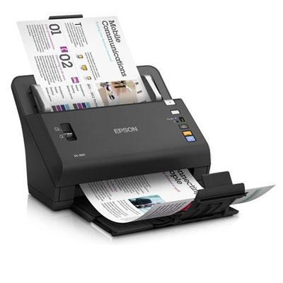 DS-860 Document Scanner