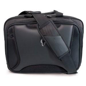 Alienware Orion M14x Messenger - Notebook carrying case - 14.1` - black