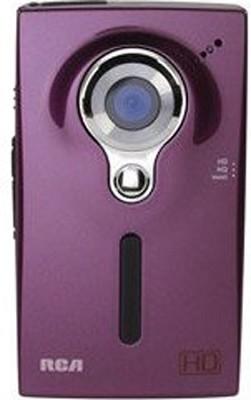 EZ2000 Handheld HD Camcorder with 2.0` LCD Display (Purple)
