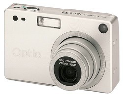 Optio S4 Digital Camera