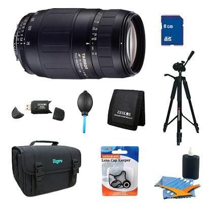 75-300mm F/4-5.6  LD AF-D Lens Pro Kit For Nikon AF